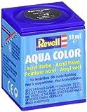 Revell 18ml Aqua Color Acrylic Paint (Tankgrey Mat Finish)