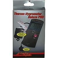Lucky Reptile LTH-34 termómetro higrómetro Deluxe Pro