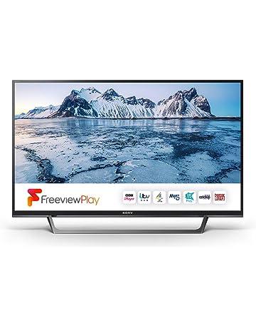 Sony Bravia KDL32WE613BU (32-Inch) HD Ready HDR Smart TV (X-Reality PRO, Slim and streamlined design) - Black [Energy Class A]