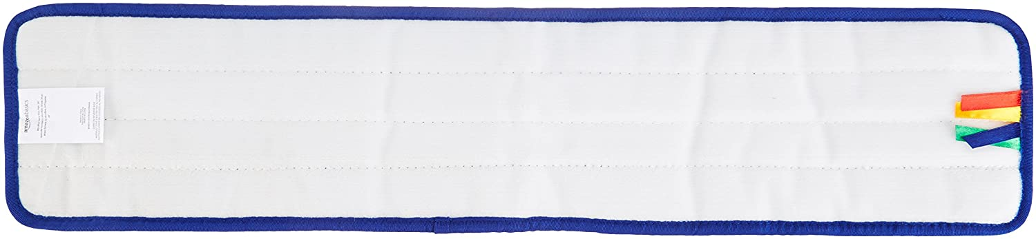 36-Inch 12-Pack PBH-107990 36 A29 Basics Microfiber Damp Mop with Stripes