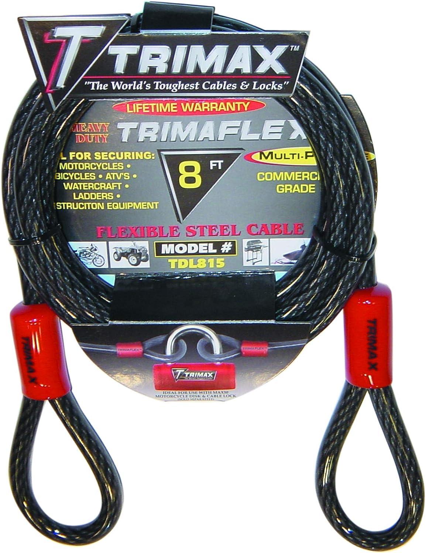Trimax Steel 8-Feet Trimaflex Dual Loop