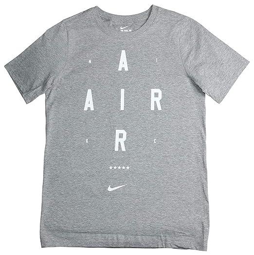 f281e5a03 Amazon.com: Nike Big Boys' (8-20) Gravity Air Graphic T-Shirt ...