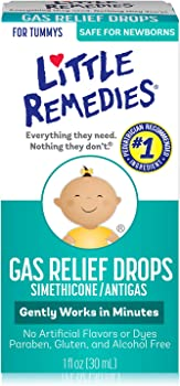 Little Remedies Natural Berry Flavor Gas Relief Drops 1 Oz