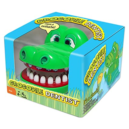 Buy Crocodile Dentist Online at Low Prices in India - Amazon.in f203533e99