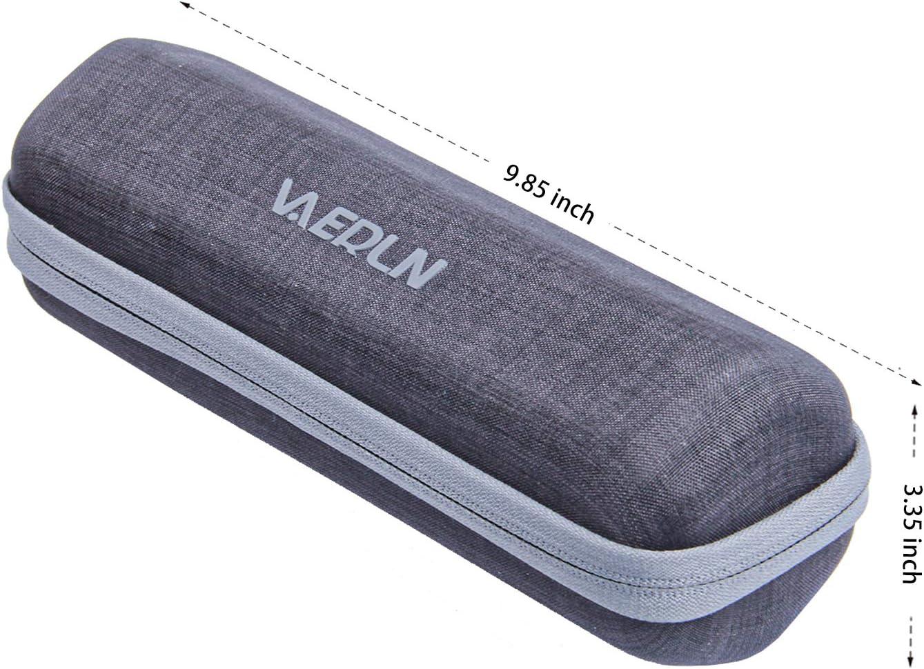 Vanerdun JBL Flip 5 Speaker Carrying Case Black EVA Hard Travel ...