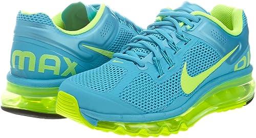 | Nike Women's Air Max + 2013 Gamma BlueVolt 5.5