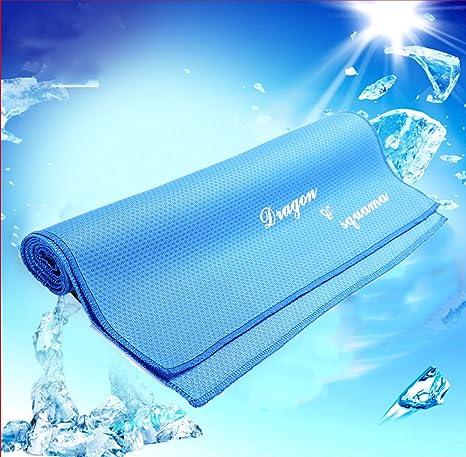 DS refrigeración Toalla – frío instantáneo frío cuello toallas probada su cuerpo Cool- perfecto fijación