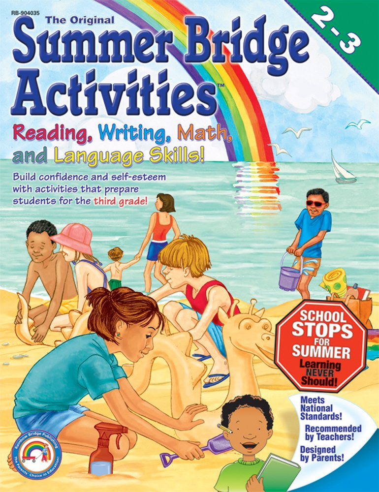 The Original Summer Bridge Activities: 2nd to 3rd Grade by Summer Bridge Reading