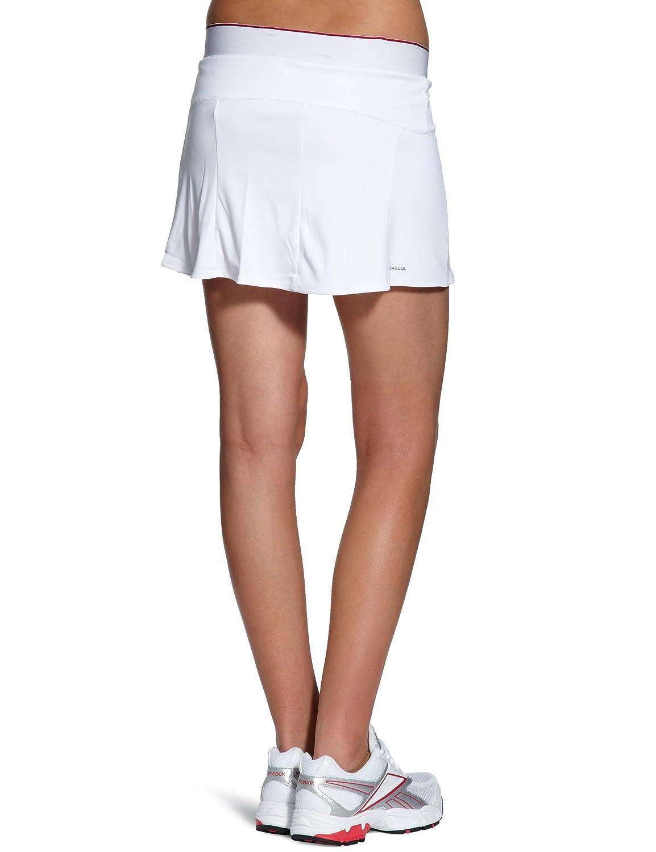 adidas - Falda de pádel para Mujer, tamaño 44, Color Blanco ...