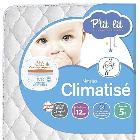 Ptit Colch/ón Climatis/é Blanca