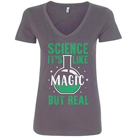 Threadrock-Womens-Science-T-Shirt-Charcoal