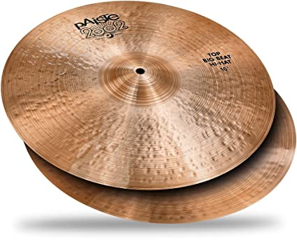 a086f022dde Image Unavailable. Image not available for. Color  Paiste 2002 Black Big ...