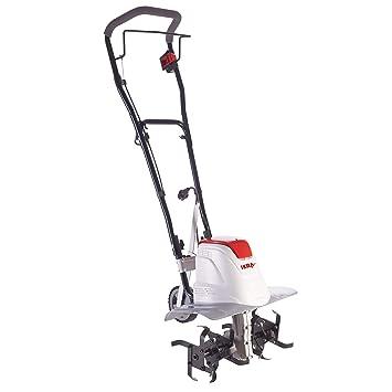 Ikra suelo azada motocultor eléctrico fem 1500, flexible ancho de trabajo de 17 – 45 cm, profundidad de trabajo hasta 23 cm, Fuerte 1500 W, ergonómica ...