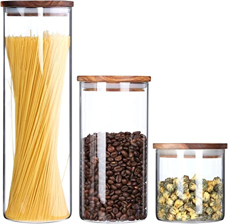 KKC Borosilikatglas Glasbehälter mit Deckel Vorratsdosen Glas mit Holz Deckel Salz Zucker Tee Vorratsglas Luftdicht (1850ml</p>                     </div>                     <!--bof Product URL -->                                         <!--eof Product URL -->                     <!--bof Quantity Discounts table -->                                         <!--eof Quantity Discounts table -->                 </div>                             </div>         </div>     </div>              </form>  <div style=