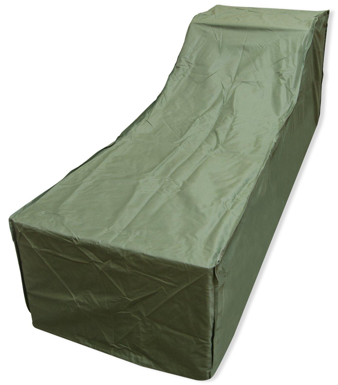 Oxbridge - copertura impermeabile per lettino prendisole - verde