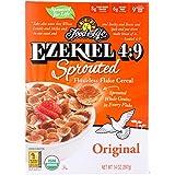 Food For Life Cereal,Og2,Ezek,Spgrn,Or 14 Oz (Pack Of 6)