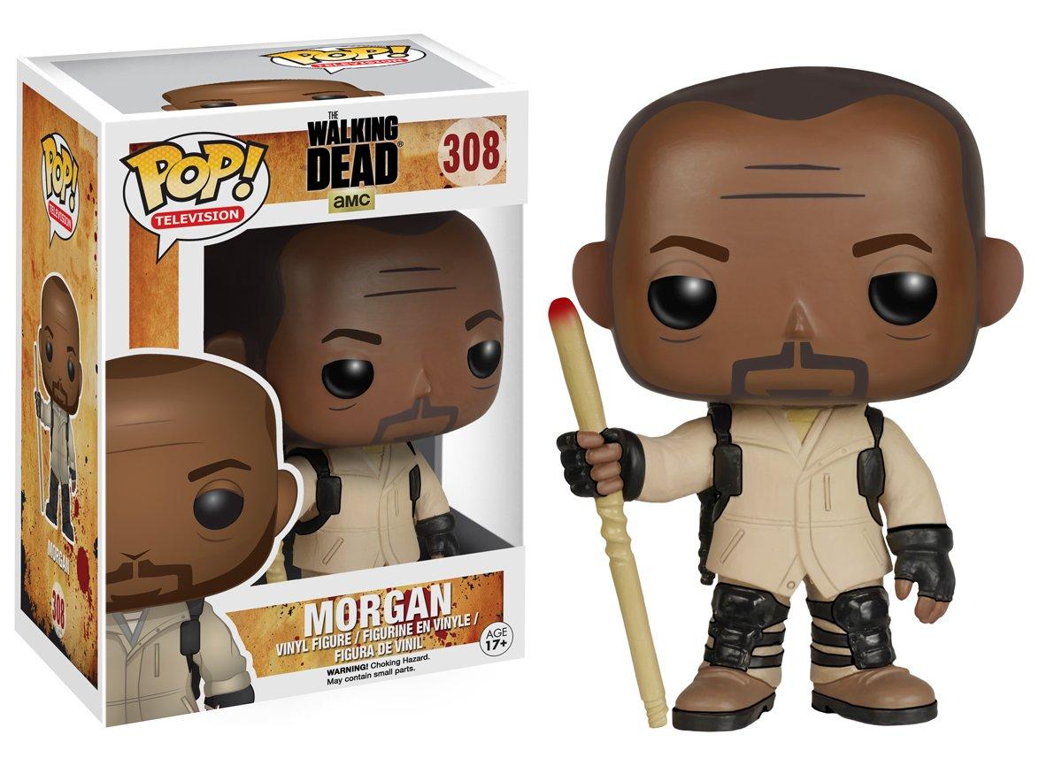 Funko Pop TV: Walking Dead Morgan Action Figure