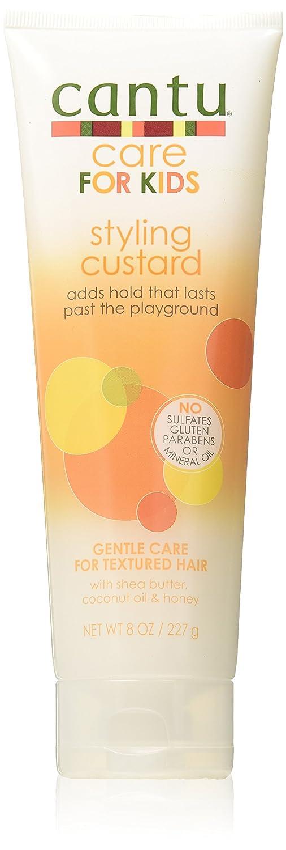 Cantu Styling natillas cuidado del cabello para los niños, manteca de karité 227 g 5458