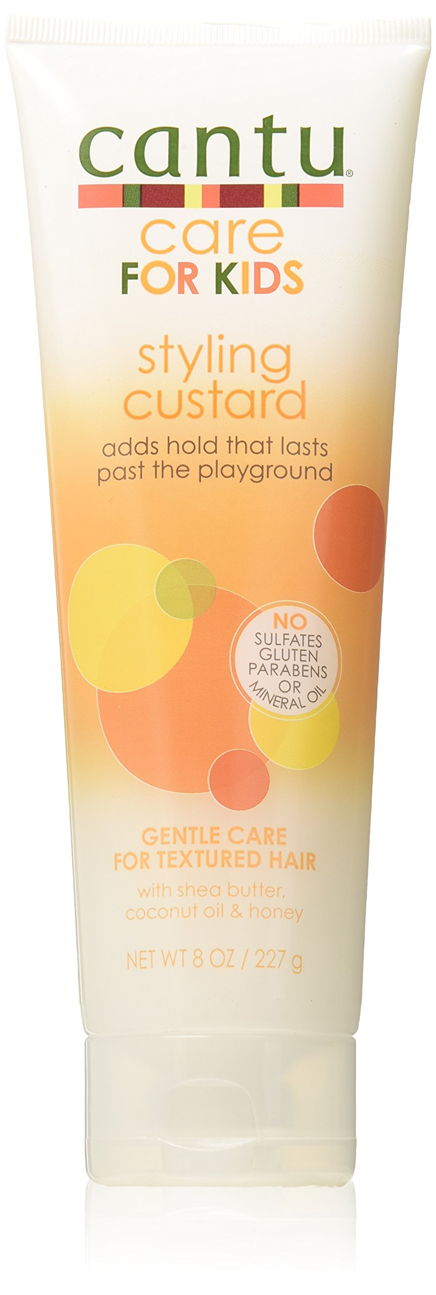 Cantu Care for Kids Styling Custard, 8 Ounce