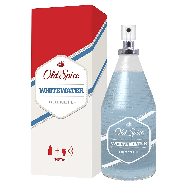 Old Spice Whitewater Eau De Toilette Vaporizzatore - 100 Ml 17189