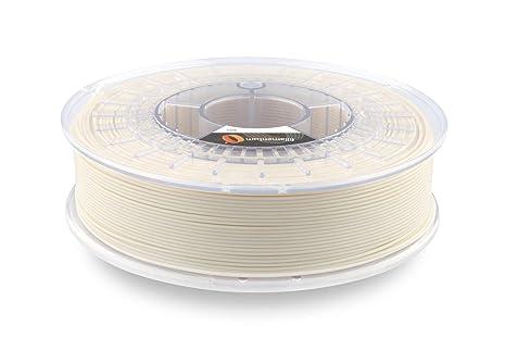 Filamento de impresora 3D Fillamentum ABS extrafill natural de 2 ...