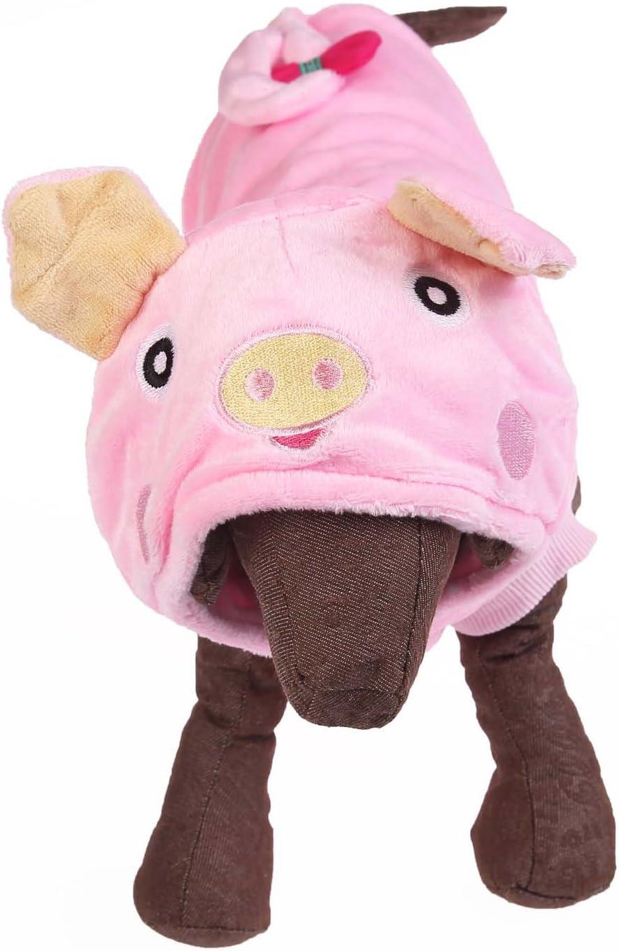 Disfraz de cerdo de petsonality – Ropa para perros y gatos ...
