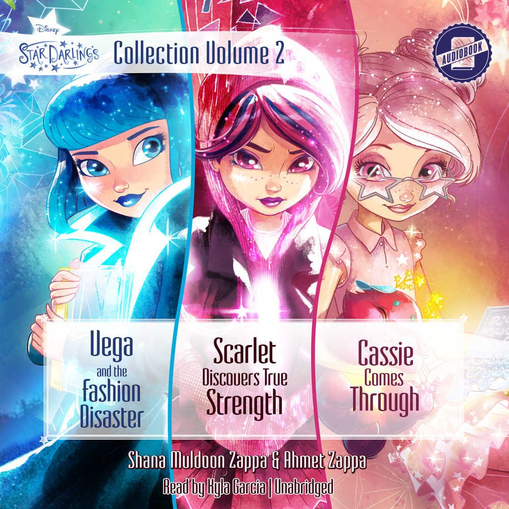 Download Star Darlings Collection, Volume 2: Vega and the Fashion Disaster; Scarlet Discovers True Strength; Cassie Comes Through (Star Darlings Series, Books 4,5,6) pdf