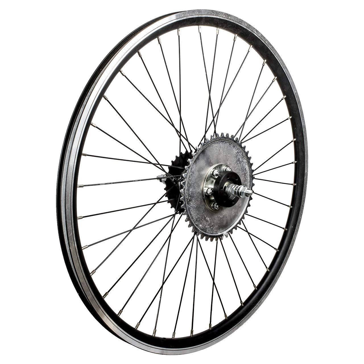 Gru-Bee HD Bike Wheel and Axle Kit by Gru-Bee