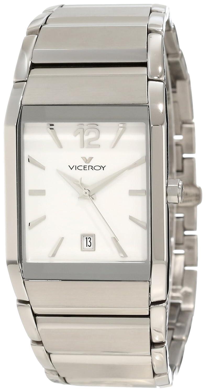Viceroy 47475-05 - Reloj de Pulsera Hombre, Acero Inoxidable ...