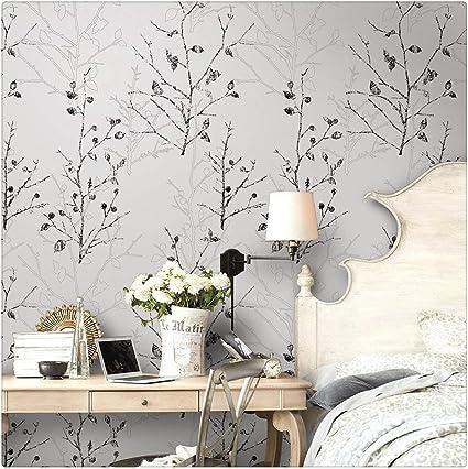Papier Peint Photo papier peint Papier Standard Argent Moderne Art Abstrait Chambre Decor