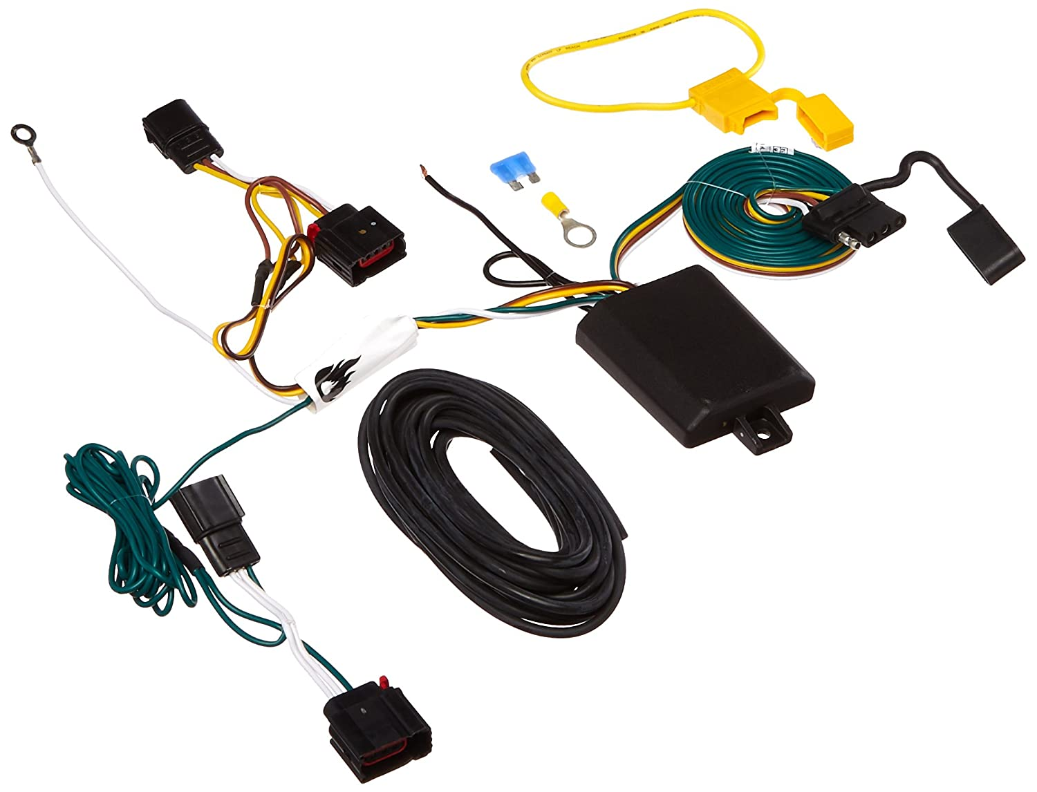 Curt 56162 Custom Wiring Harness Automotive 2014 Durango Trailer