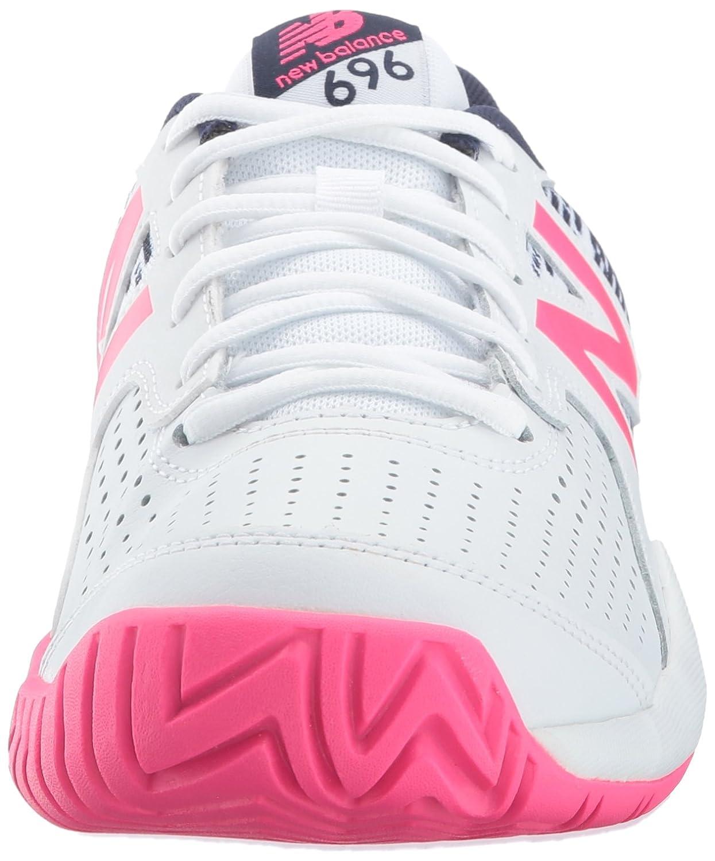 New Balance Women's 696v3 US|White/Alpha Tennis-Shoes B01MYPG7XS 7.5 D US|White/Alpha 696v3 Pink d2ca82