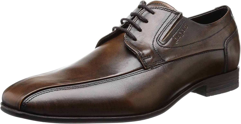 TALLA 41 EU. bugatti U18021, Zapatos de Cordones Derby para Hombre