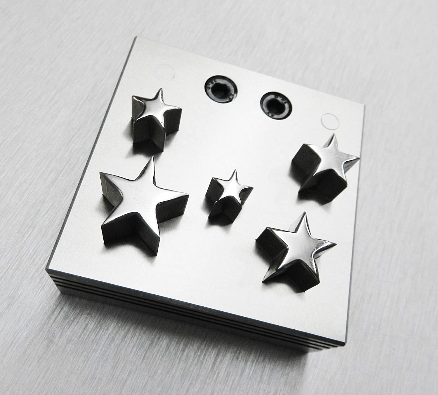 Jewelry Tool Disc Cutter Different unique Shape design 9 Pieces Set  ATDD2