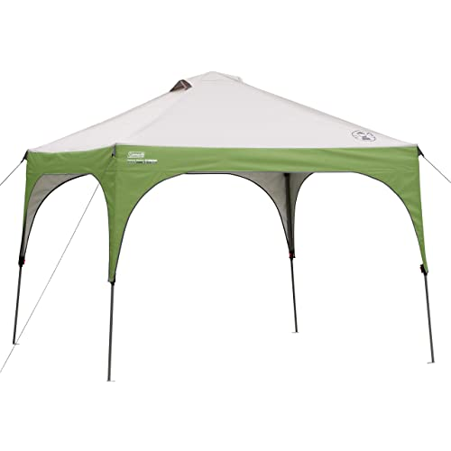 Coleman Canopy Tent With Instant Setup - Best Pop Up Canopy For The Beach