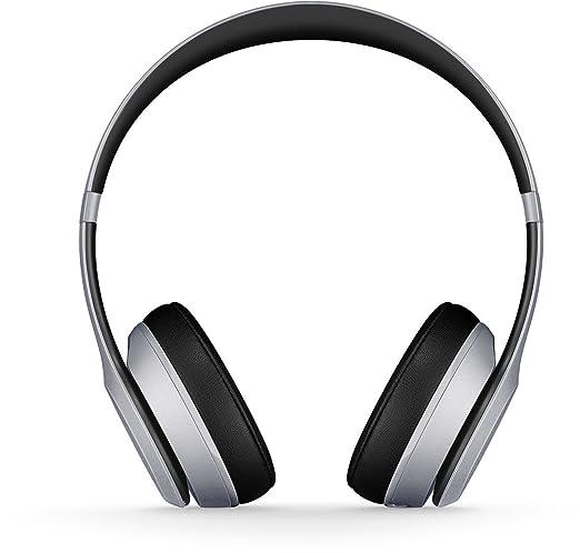 Beats Solo 2 Wireless - Auriculares de diadema abiertos, color gris espacial: Amazon.es: Electrónica