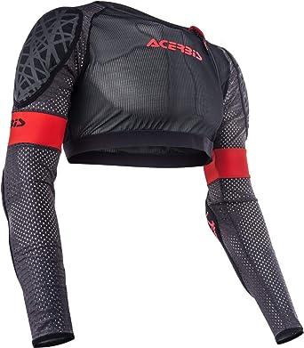Acerbis Galaxy Protettore giacca Grigio//Nero