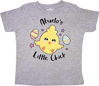 inktastic Happy Easter Mothers Little Chick Toddler Long Sleeve T-Shirt