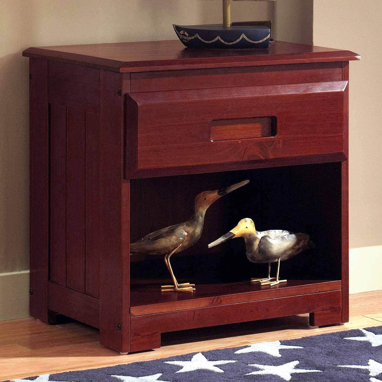 American Furniture Classics Solid Wood Nightstand