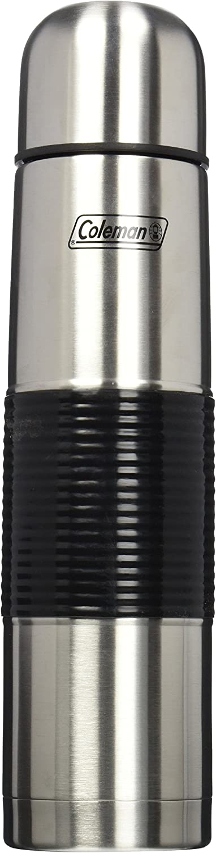 Coleman C01B163 Stainless Steel Vacuum Bottle, 1-Liter