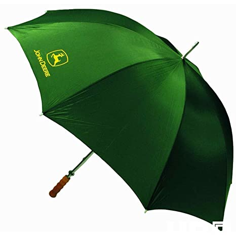 Paraguas Verde John Deere Clasico