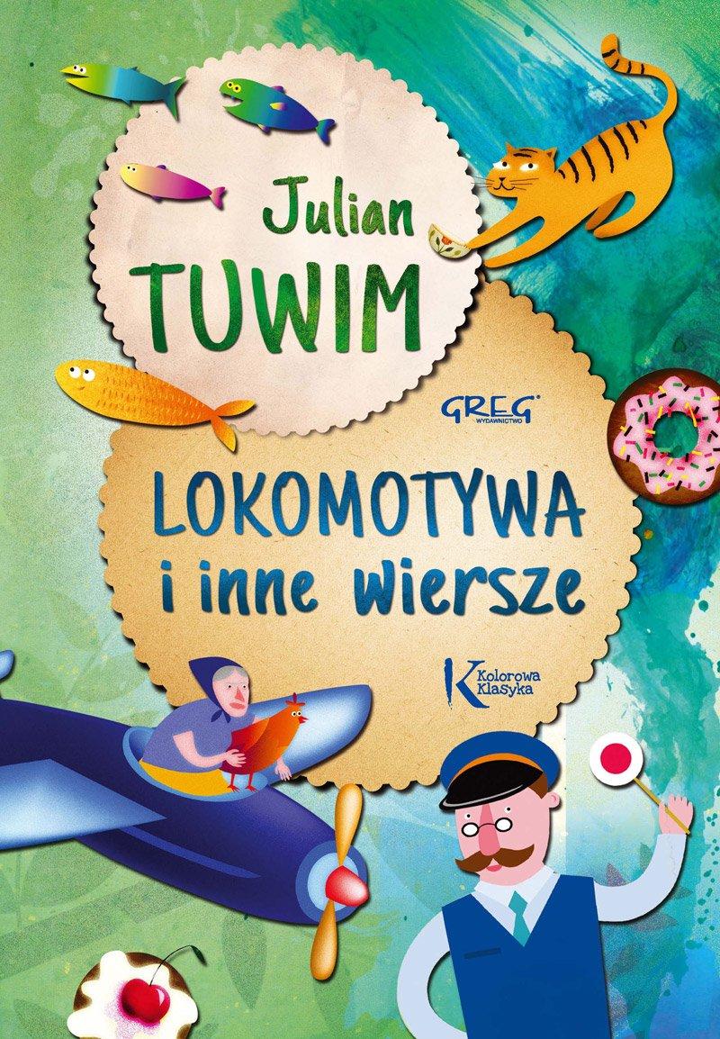 Lokomotywa I Inne Wiersze Amazoncouk Julian Tuwim