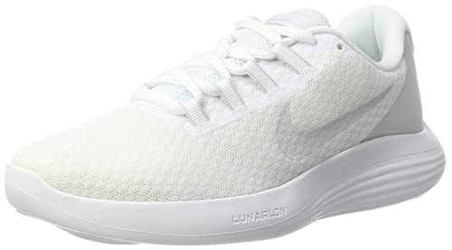 Nike Wmns Lunarconverge, Zapatillas de Running para Mujer, Blanco (White/Pure Platinum/Wolf Grey), 38.5 EU: Amazon.es: Zapatos y complementos