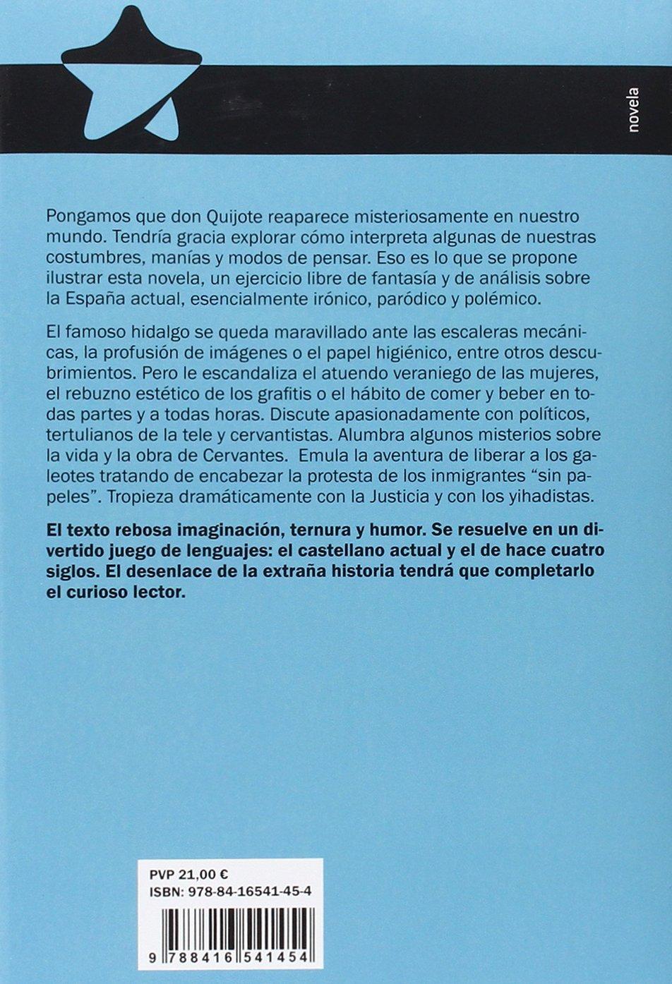 Don Quijote En La España De La Reina Letizia: Amazon.es: de Miguel ...