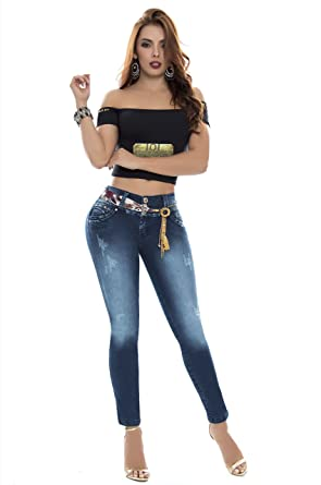 e3c3c088a STREET JEANS 101 WEAR 101 JEANS LEVANTA COLA COLOMBIANOS (36 ...