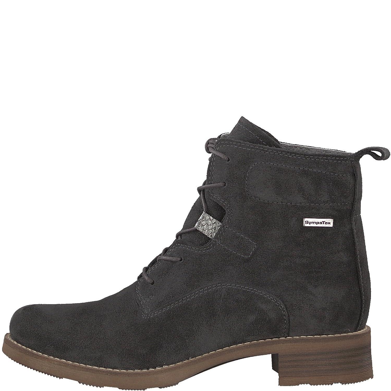 82839bd5fbab7e Tamaris Women s Sympatex Boots 1-25776-29-206 graphite  Amazon.co.uk  Shoes    Bags