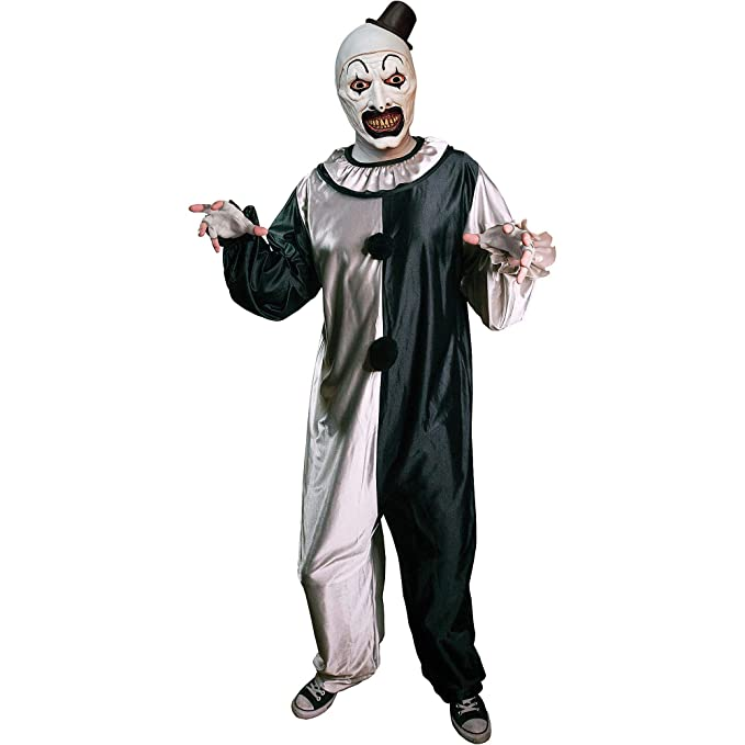 Mens Terrifier Art The Clown Costume