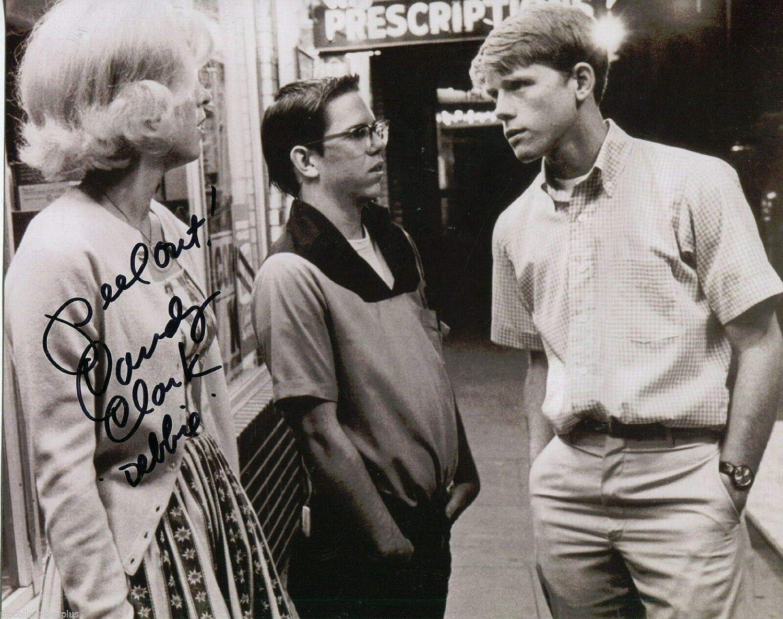 Candy Clark Signed American Graffiti 10x8 Photo Charles ...