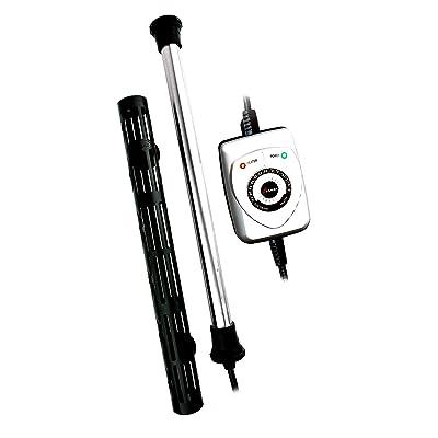 Finnex Electronic Controller Aquarium Titanium Tube with Heater Guard