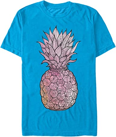 Lost Gods Henna Pineapple Mens Graphic Tank Top
